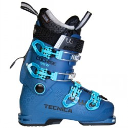 Tecnica Cochise 95 W DYN Alpine Touring Ski Boots in Blue